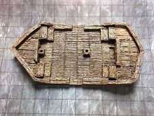 NEW Legendary Realms Miniature Resin Large Boat D&D Dwarven Forge