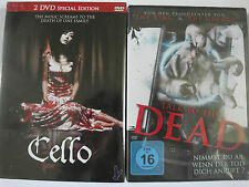 Horror Thriller Sammlung - Cello the music - Talk to the Dead - The Grudge Prod.