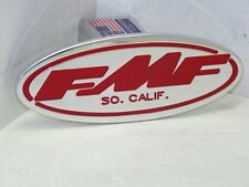 hitchcover, hitch cover, motorcross, alpine star, fmf red