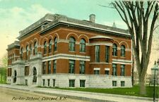 Concord,NH. The Parker School 1947