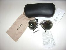 Authentic Limited Edition Chanel Sunglasses with Swarovski Crystals