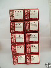 Kadus SELECTA PREMIUM Permanent Cream Hair Color~Lot of 10 Pre-Selected Shades#1