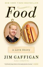 Food: A Love Story, Gaffigan, Jim, Acceptable Book