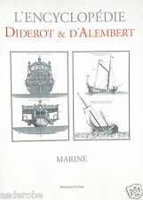 DIDEROT/d'Alembert 1700s HOW to MAKE BOATS/SHIPs/NAVAL STRATEGY With MANY PLATES
