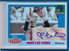 """2005 TOPPS ALL AMERICAN HART LEE DYKES """"OSU COWBOYS REFRACTOR /55 AUTOGRAPH AUTO"""