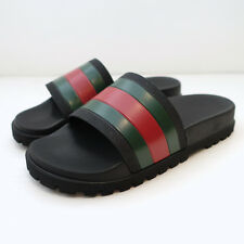 Gucci Slide Sandals - Size 43 (UK9 / US10) - BNIB - Genuine Beach Wear