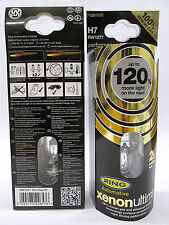 LAMPADINA faro Ring XENON ULTIMA h7 VOLKSWAGEN PASSAT CC 2008/09 rw1277 HEADLIGHT Bulbs