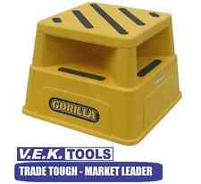 GORILLA LADDERS INDUSTRIAL SAFETY STEP PLATFORM-PERFECT FOR SHOPS,HOME,WORK