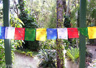 Tibetan Prayer Flags Happiness for All Humans and Animals Large