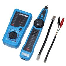 BSIDE FWT11 Handheld RJ45 RJ11 Network Wire Tracker Telephone Cable line Tester