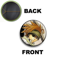 PINS PIN SPILLA 2,5 CM 25 MM D GRAY MAN LAVI BOOK MAN
