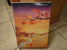 1995 MATTEL--ENCHANTED SEASONS COLLECTION--AUTUMN GLORY BARBIE DOLL (NEW)