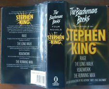 The Bachman Books - Rage, The Long Walk, Roadwork, Running Man - Stephen King