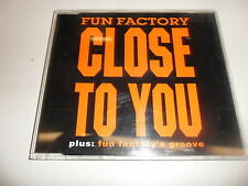 CD  Fun Factory - Close to You