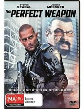 The Perfect Weapon - Sasha Jackson NEW R4 DVD