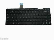 OEM New Laptop Keyboard for Asus X401 X401A X401U 13GN4O1AP030-1 US Black