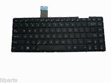 OEM New keyboard For Asus X401 X401A X401U 13GN4O1AP030-1 US Laptop Black