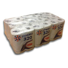 36x320 SHEET TOILET JUMBO ROLLS (NOT 200 SHEET) BARGAIN BULK BUY! 11520 SHEETS!