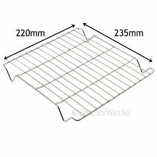 Square Chrome Grill Pan Rack Tray for Leisure Oven Cooker Replacement