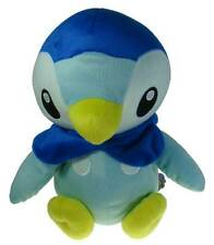 "Nintendo Pokemon Diamond Pearl Piplup 12"" Stuffed Toy Soft Plush Doll"