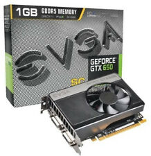 EVGA NVIDIA GeForce GTX 650 Superclocked