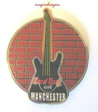 Hard Rock Cafe MANCHESTER City T Shirt Pin