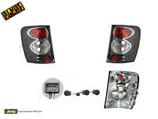 Jeep Grand Cherokee rear lights. Tuning tail lamp pair. NEW! 98-04