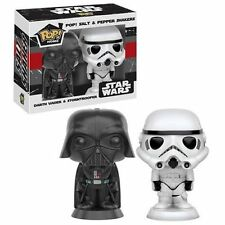 STAR WARS CASA POP DARTH VADER & SOLDADO IMPERIAL SALEROS Y PIMENTEROS 9.5cm