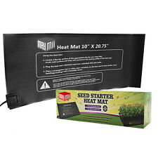 "Seedling Heat Mat 10""x20"" Seed Starter Pad for Germination Propagation Cloning A"