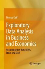 Exploratory Data Analysis in Business and Economics: An Introduction Using SPSS,
