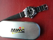 MWC Divers Watch Automatic Submariner Sterile