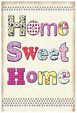 Home Sweet Home fridge magnet   (og)