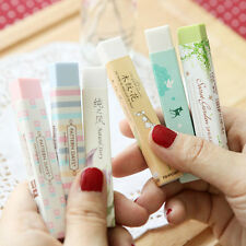 New listing Elegant Long Cleansing Drawing Painting Rubber Eraser Stationary Gift 1pc Cl