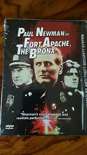 New sealed Fort apache, the bronx with Paul Newman (dvd 2000)