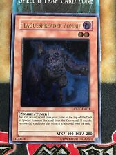 Yugioh Plaguespreader Zombie CSOC-EN031 Ultimate Rare NM