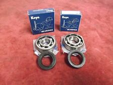 Yamaha RXS100 '83-'96 Koyo 'C3' Crank bearings & seal kit