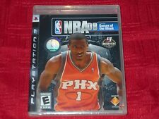 NBA 08 FEATURING GAMES OF THE WEEK PS3 CHEAP!!!  FACTORY SEALED!!!!!  L@@K!!!