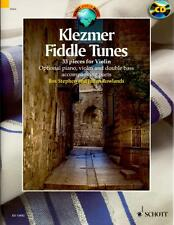 Klezmer Fiddle Tunes 33 pieces for Violin mit CD, Musik-Bleistift 9781847612830