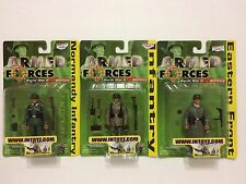 BBI Elite Force, Armed Forces , Forces Of Valor, Bravo Team. 1/18 Soldiers. NEW
