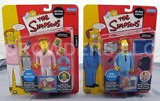 Simpsons AllStar Voice Herb Powell & Troy McClure IntelliTronic Voice Activation