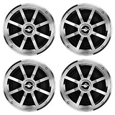 "4 X New Jensen MSX60CPR 2-Way 6.5"" Inch 300 Watt Marine Boat Yacht Coaxial Speak"