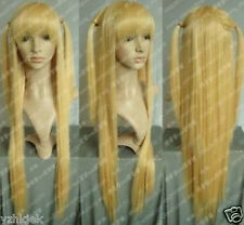 Hot Sell ! Cosplay Amane Misa Long Warm Blonde Wig wigs