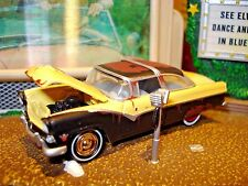 1955 FORD CROWN VICTORIA 2 DOOR HARDTOP LIMITED EDITION PROJECT CAR 1/64 JL