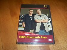 FULL THROTTLE History Channel 1969 PLYMOUTH FURY LAPD NYPD Police Muscle Car DVD