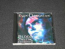 "Type O Negative  ""Blood Melting Extremity""  *rare tracks cd"