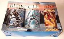 LEGO BIONICLE TRIPLE PACK - 8615 BORDAKH, 8619 KEERAKH, 8601 VAKAMA - new