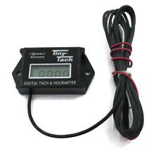 Tiny Tach TT2B Digital Hour Meter / Tachometer for Small Gas Spark Engine Motor