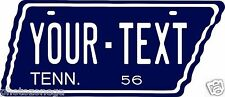 Tennessee 1956 Tag Custom Personalize Novelty Vehicle Car Auto License Plate