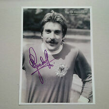 BERND GERSDORFF (DFB 75) signed Photo 20x27