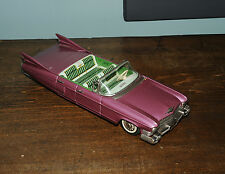 Vintage Toy Car Friction Tin Toy CADILLAC Vehicle Bandai Made In Japan
